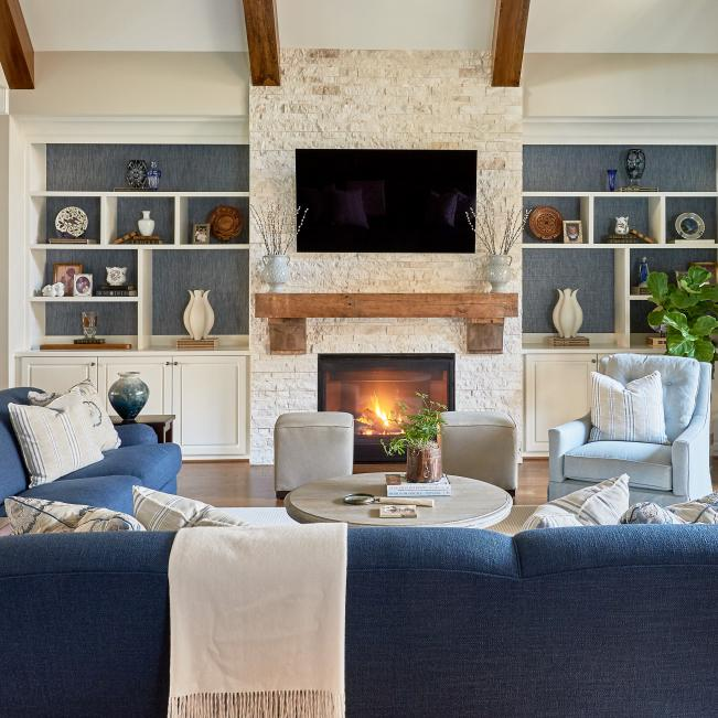 Transitional Living Room Pictures Hgtv Photos